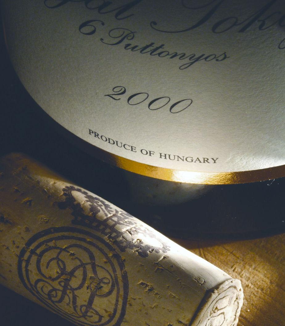 Royal Tokaji wine cork