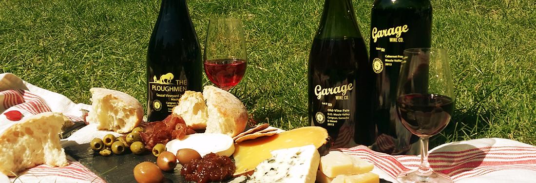 Garage Wine Chile competition