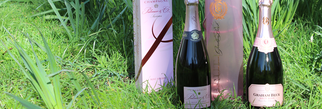 Champagne Palmer & Co. magnum gift boxes for Mothers' Day!