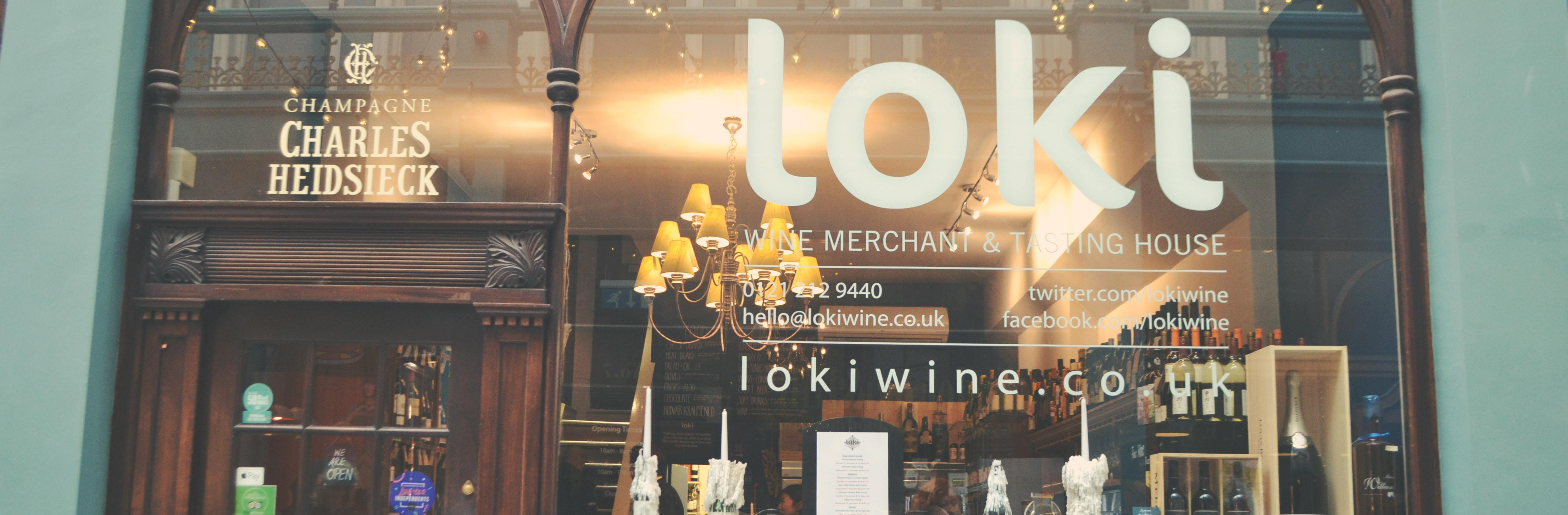 Loki Wine Birmingham
