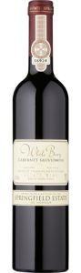 Wholeberry Cabernet Sauvignon Springfield Estate